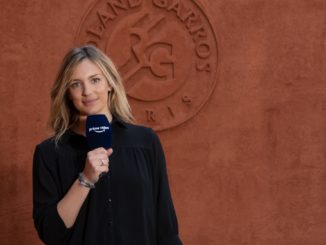 Clementine Sarlat Roland-Garros