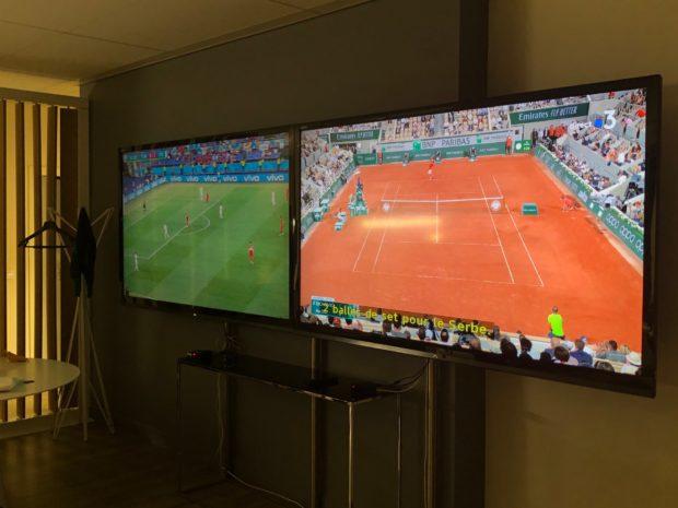 Vendredi 11 juin 2021, une soirée de sport qui restera mémorable : entre l'ouverture de l'Euro 2020 et un Djokovic/Nadal de légende à Roland Garros